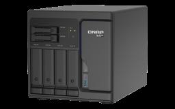 QNAP NAS strežnik za diskov, 8GB ram, 4x 2,5Gb mreža