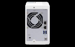 QNAP TS-231P3-2G NAS strežnik za 2 diska