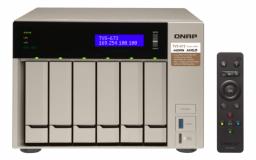 QNAP TVS-673 NAS strežnik za 6 diskov