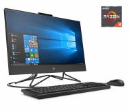Računalnik HP 205 G4 AIO R3-3250U/8GB/SSD 256GB/21,5''FHD IPS NT/W10Pro