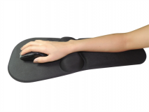 Sandberg Gel Mousepad Wrist + Arm Rest