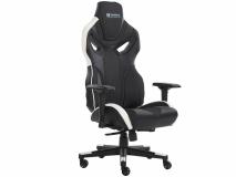 Sandberg Voodoo Gaming stol - belo/črn