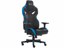 Sandberg Voodoo Gaming stol - modro/črn