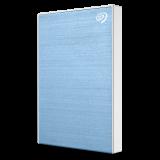 Seagate 2TB BackUp Plus Slim, prenosni disk 6,35cm (2,5) USB 3.0, moder