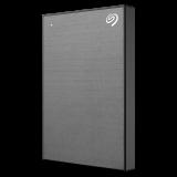 Seagate 2TB BackUp Plus Slim, prenosni disk 6,35cm (2,5) USB 3.0, roza