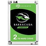 Seagate BarraCuda 2TB 3,5 SATA3 6GB/s 256MB 7200 obratov
