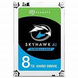 Seagate trdi disk 8TB 7200 256MB SATA 6Gb/s SkyHawk AI