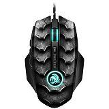 SHARKOON Drakonia II USB RGB optična gaming miška