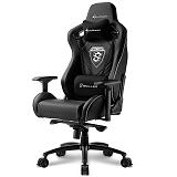 SHARKOON SKILLER SGS4 črn gaming stol