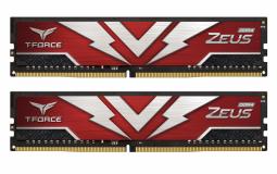 Teamgroup Zeus 16GB Kit (2x8GB) DDR4-3000 DIMM PC4-24000 CL16, 1.35V