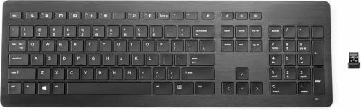 Tipkovnica HP Premium brezžična