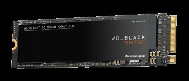 WD 1TB SSD BLACK SN750 M.2 NVMe x4