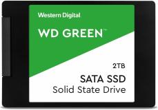 WD 2TB SSD GREEN 3D NAND 6,35(2,5