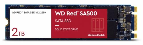 WD 2TB SSD RED 3D NAND M.2 SATA3
