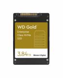 WD 3,84TB SSD GOLD NVMe U.2