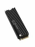 WD 500GB SSD BLACK SN750 M.2 NVMe x4 s hladilnikom