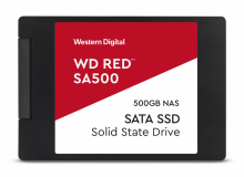 WD 500GB SSD RED 3D NAND 6,35(2,5