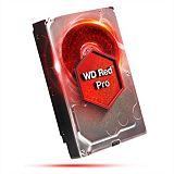 WD trdi disk 2TB SATA3, 6Gb/s, 7200, 64MB RED PRO