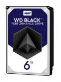 WD Trdi disk 6TB SATA 256Mb 7200rpm Black AF