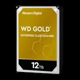 WD trdi disk RE 12TB SATA 3, 6Gbs, 7200rpm, 256MB GOLD