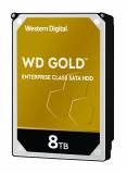 WD trdi disk RE 8TB SATA 3, 8Gbs, 7200rpm, 256MB GOLD