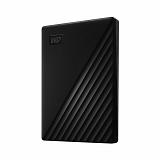 WD My Passport 2TB USB 3.0, črn
