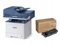 Xerox WorkCentre 3345DNI, črnobela večopravilna naprava 4v1